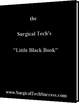 The Surgical Tech's Little Black Book